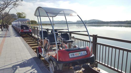 uiwang rail bike