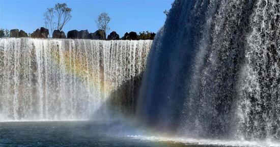 昆明瀑布公園