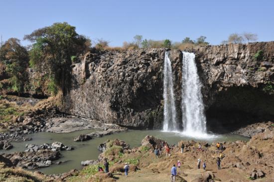藍尼羅河瀑布