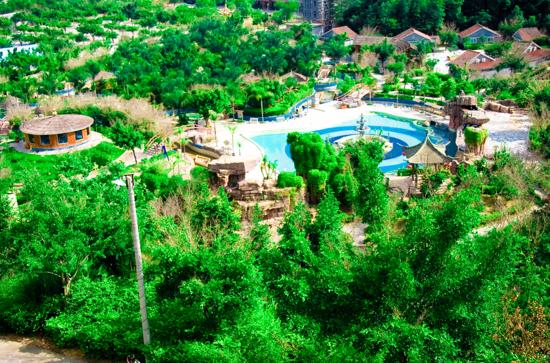 河源和平天上人間溫泉度假村