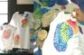 琉球珊瑚染T恤DIY