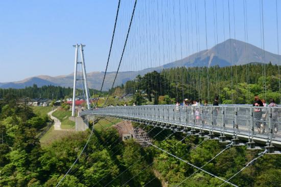 九重夢吊橋