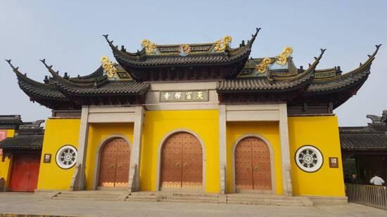 常州天寧寺