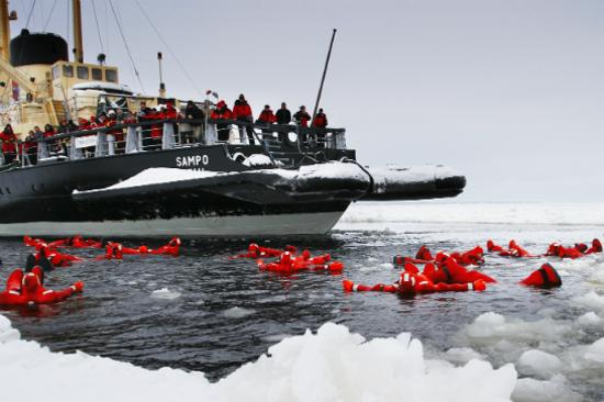 Sampo破冰船之旅 2