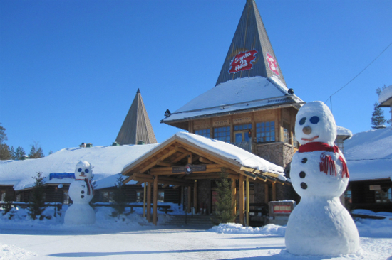 Santa Claus Village2