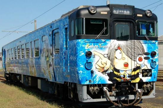 鬼眼專列火車