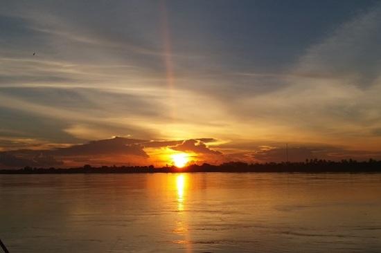 夕陽美景-
