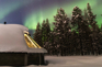 Glass-Roof Aurora Cabins