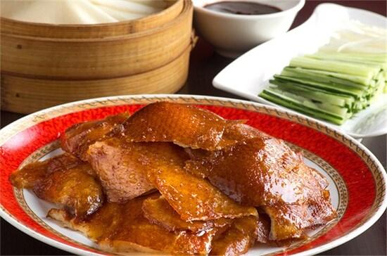 片皮鴨三食宴