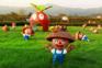 稻草人主題農場