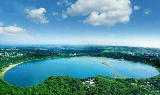 湖光岩世界地質公園