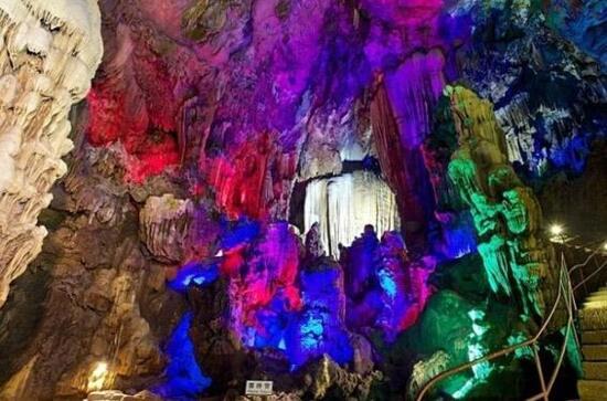 古佛巖石灰岩溶洞
