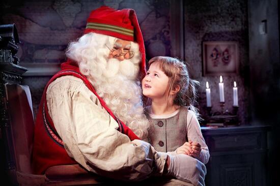 芬蘭聖誕老人