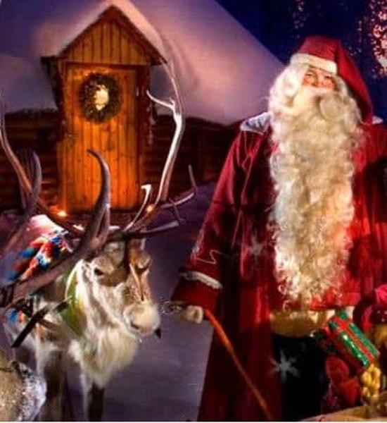 芬蘭聖誕老
