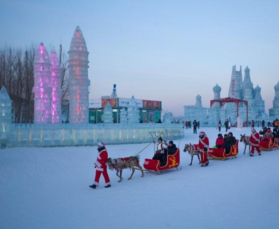 哈爾濱~冰雪大世界