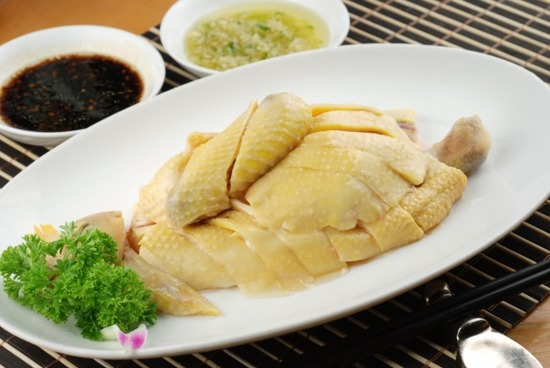 東江鹽焗雞