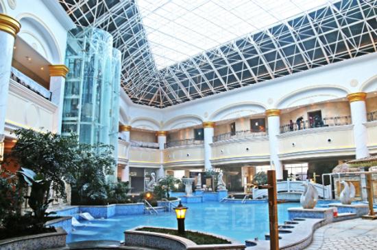 新華聯麗景溫泉酒店
