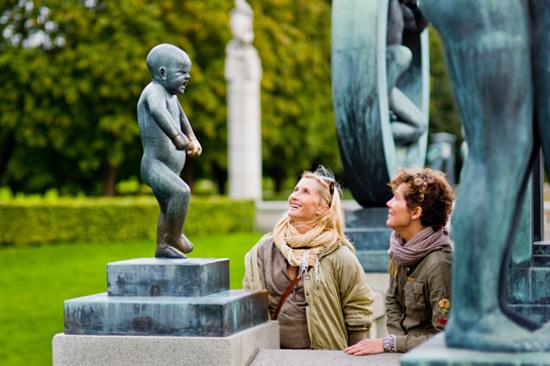 維格蘭雕刻公園 (2)