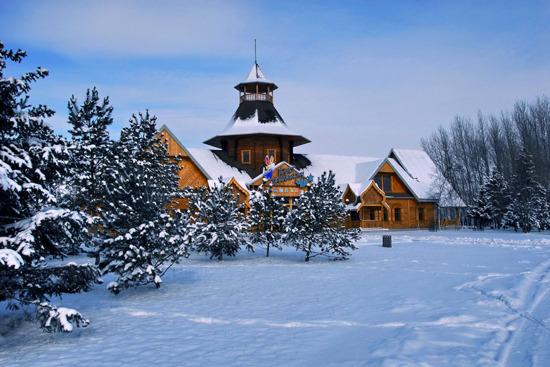 伏爾加莊園