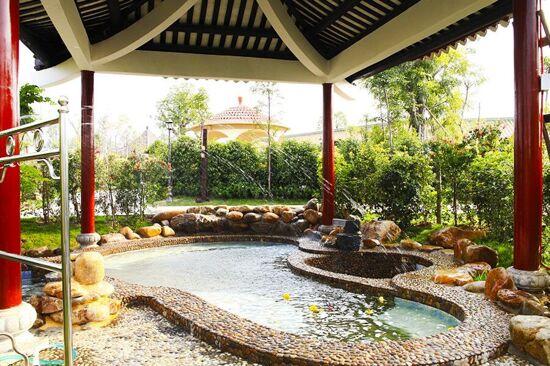 三水蘆苞溫泉度假村