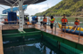 AMUK BAY ADVENTURE玻璃底船