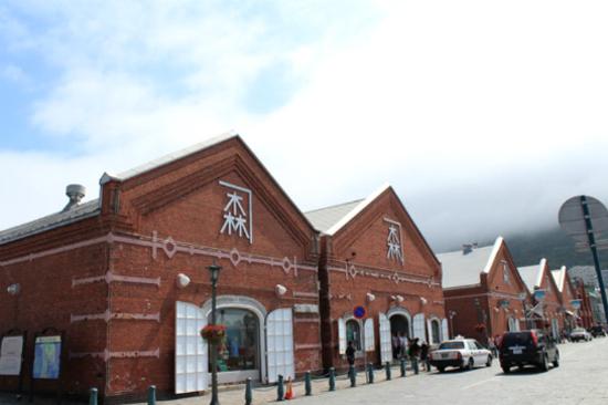 北海道金森紅磚倉庫