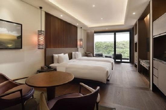 Hilton Busan Hotel 房間