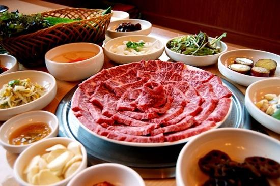 慶州Hanwoori Garden烤土種韓牛