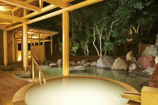 白濱川久溫泉酒店