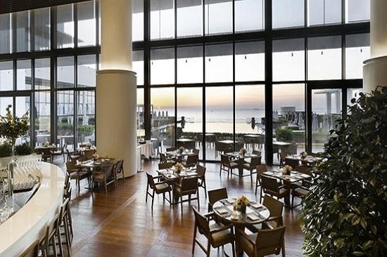 Hilton Busan Hotel 餐廳