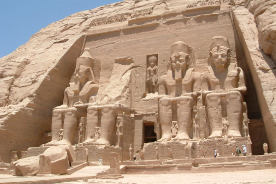 阿布辛布神廟2