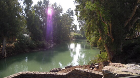 約旦河洗禮地
