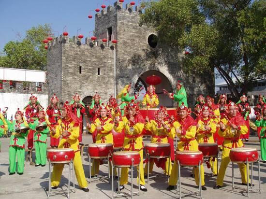 珠海迎春廟會
