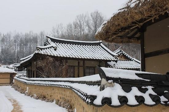 Museom村(冬季)