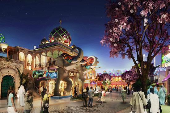Dubai Park and Resorts