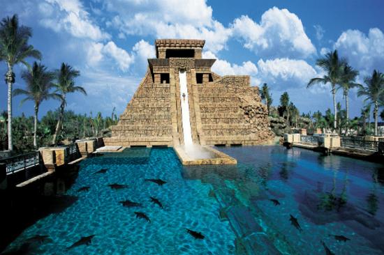 杜拜Aquaventure水上樂園