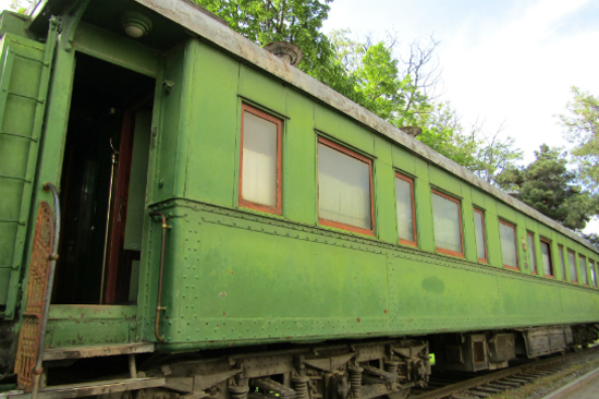 史太林專用火車車廂