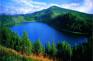 阿爾山國家地質森林公園-駝峰岭天池