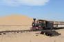 沙漠小火車