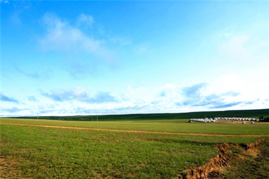 希拉穆仁草原