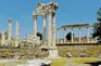 巴格門古城