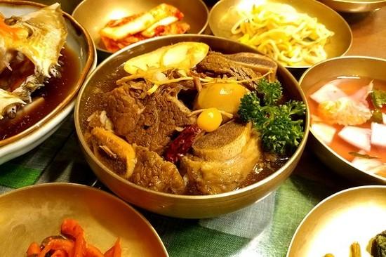 Keunkiwajip大瓦房傳統醬油蟹