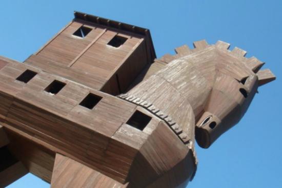 特洛伊古城