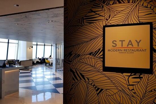 STAY,Modern Restaurant