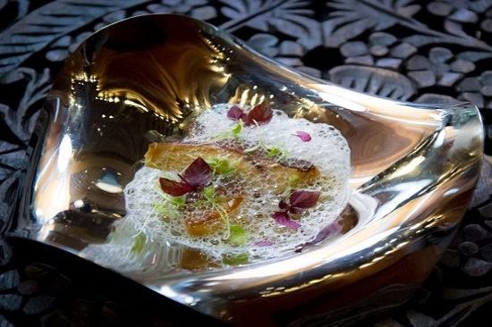 Foie-Gras-with-Ginger-and-Plum-Wine
