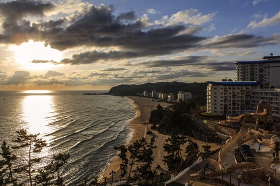 sol beach samcheok