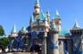 迪士尼樂園城堡