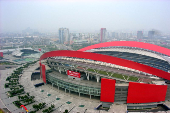 南京奥體中心體育場
