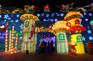 【一年一度】龍慶峽冰燈藝術節