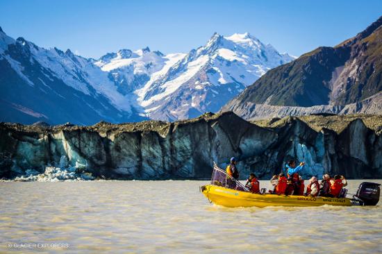 塔斯曼冰河船